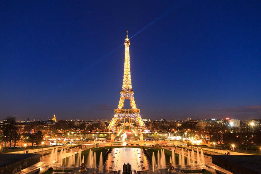 Paris Soft Landing